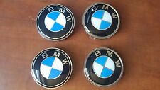 4 Tappi Coprimozzo BMW Cerchi in lega Compatibili MAK X-MODE LUFT Center caps
