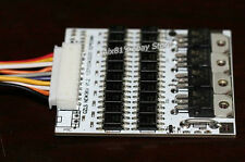 Battery Protection BMS PCB Board for 10 Packs 36V Li-ion Cell max 40A w/ Balance