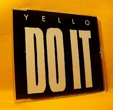MAXI Single CD Yello Do It 4TR 1994 Elactro Synth-pop