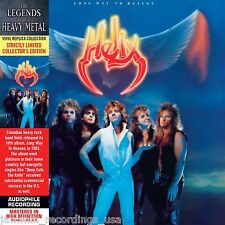 HELIX - Long Way to Heaven [Limited Edition] - Remastered Cardboard Sleeve CD