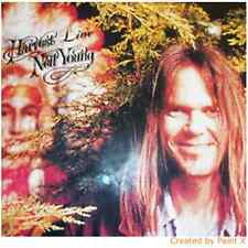 Neil Young-Harvest Live-'70 LIVE+OUTTAKES-NEW LP YELLOW