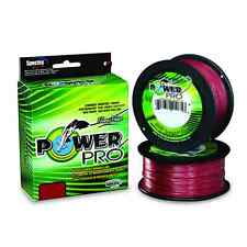 Power Pro Fishing Line Red 50lb by 500 yards New