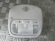 2004 PEUGEOT 407 SALOON FRONT INTERIOR ROOF READING COURTESY LIGHT 9636696977