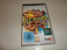 PlayStation Portable PSP  WWE All-Stars