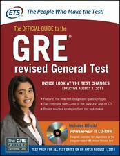 The Official Guide to the GRE revised General Test  (ExLib)