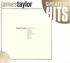 Greatest Hits by James Taylor (Soft Rock) (CD, 2004, Warner Bros.)