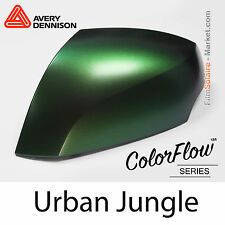20x30cm FILM Satin ColorFlow Urban Jungle Avery Dennison Wrapping SW900-786-S