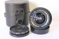 Mamiya Sekor E 28mm f3.5 Wide Angle Prime Lens For Mamiya Z 35mm Cameras