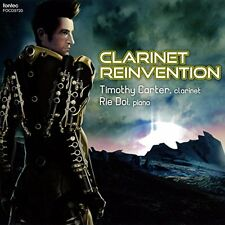 TIMOTHY CARTER-CLARINET REINVENTION-JAPAN CD G09