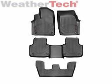 WeatherTech Floor Mats FloorLiner for Audi Q7 - 2017 - Black