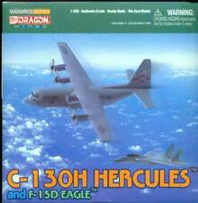 DRAGON WINGS C-130H HERCULES USAF TEXAS 1:400 Diecast Plane Model 55815