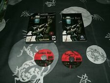 Resident Evil For Nintendo GameCube And BC Wii's