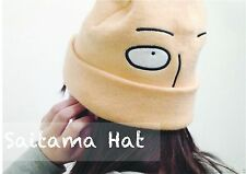 Newest 2016 One Punch Man Saitama Knitted Hat Cosplay