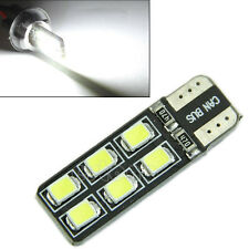 1 x weiß licht T10 LED 2835-12 SMD CANBUS ERROR FREE W5W 194 168 Door Map Bulb