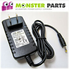 AC ADAPTER POWER SUPPLY 9V Insignia NS-CPDVD7 DVD player CHARGER CORD