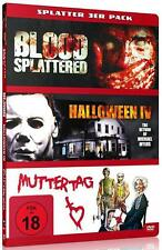 Splatter 3er Pack (Blood Splatter, Halloween 4, Muttartag)  (2013) - FSK18 DVD