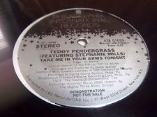 TEDDY PENDERGRASS/STEPHANIE MILLS-TAKE ME IN YOUR ARMS TONIGHT/FEEL THE FIRE 12""