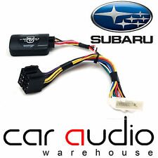 Subaru Outback 2012 On CLARION Car Stereo Radio Steering Wheel Interface Stalk