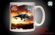 Personalised Harrier Jump Jet Piano RAF TAZZA Papà Regalo Personalizzato-Aggiungi Nome