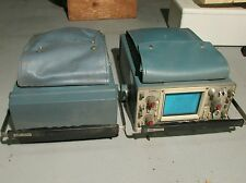 2 Pioneer Tektronix 465 Oscilloscope with Probes/Manual