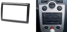 2 Din Radio Stereo Panel For RENAULT Megane II Dash Install Kit DVD Fascia Frame