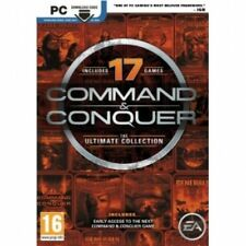 Command and Conquer Ultimate Edition Game PC Brand New