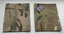 BRITISH MTP BLANKING PANELS / PATCHES FOR JACKETS / SHIRTS - NEW  - PAIR