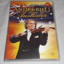 Andre Rieu Live In Australia DVD Movie