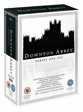 DOWNTON ABBEY SERIES 1-6 + EVERY SPECIAL COMPLETE DVD BOX SET NEW 1 2 3 4 5 6