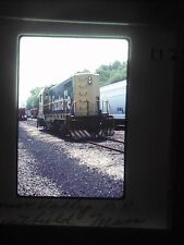 slide DEPOT Pioneer Valley Railroad Train Station Yard Car RR Westerfield Mass p
