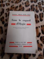 NAST Albert-André : Sous le regard d'Hygie - Face à la vie, 1948