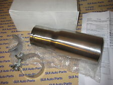 Toyota Tacoma TRD Exhaust Tip Stainless Steel Polished Genuine OEM NEW 2005-2014