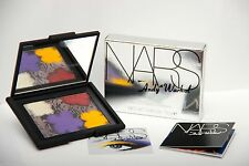 NARS Andy Warhol Eyeshadow Palette - Flowers #1 9975 0.45 Oz Full Size NIB