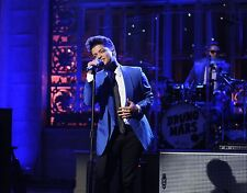 Bruno Mars Just the Way You Are Singer 8x10 Glossy Color Photo