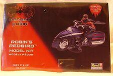 Robin's Redbird Motorcycle - Vintage Revell Model Kit  Still Sealed - 1997
