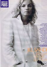 Coupure de presse Clipping 1996 Jill Sander (3 pages)