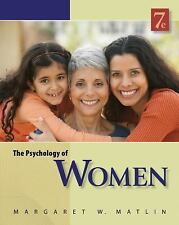 The Psychology of Women by Margaret W. Matlin 7th US edition 2011 - PDF