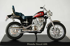 HONDA  STEED 600   1/18th    MODEL  MOTORCYCLE