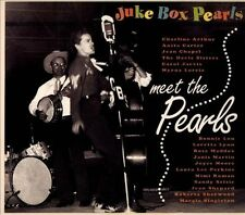 Juke Box Pearls: Meet the Pearls [Digipak] by Various Artists (CD, Jul-2012,...