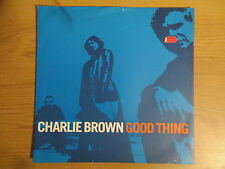 "Charlie Brown's Big Beat Orchestra-Good Thing Vinyl 12"" 2000 Garage 12STAS3128HP"