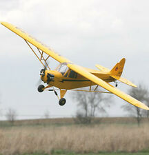 1/17 Scale  Piper J-3 Cub Plans and Templates