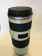CANON EF 70-200mm 1:4 L IS USM LENS - f/4.0L IS 70-200 mm