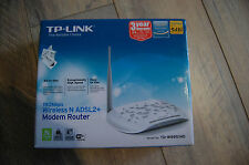 TP-Link TD-W8951ND 150Mbps Wireless-N ADSL2+ Modem Router
