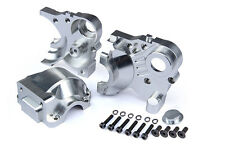 Baja Alloy Gearbox quick diff change Silver fit Rovan KM PRC