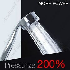 Shower Head Super Strong Pressurized Water Saving