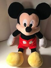 Disney's Mickey Mouse Plush Toy Soft Doll Licensed Stuffed Animals 19' Tall