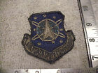 US Air Force Subdued SPACE COMMAND Cloth Chest Patch