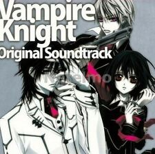 New 1049 VAMPIRE KNIGHT VOL. 1 I CD Music Original Soundtrack MICA O.S.T. Anime