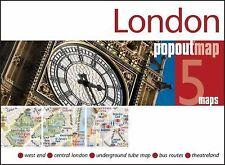 London popout®map (PopOut Maps)