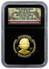 2015-W $10 Jacqueline (Jackie) Kennedy First Spouse Gold NGC PF70 UC ER SKU36461